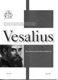 Officiai journal of the International Society Revue officielle de la ...
