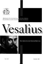 Vol. II, Nr 2 December, 1996 - Bibliothèque interuniversitaire de ...