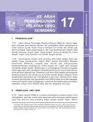 bab 17: ke arah pembangunan wilayah yang seimbang - EPU