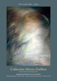 Catherine Méroz-Dafflon - Société Suisse des Beaux-Arts