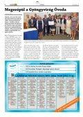Nyitórendezvény az Egészségponton 7. oldal - Székesfehérvár - Page 6