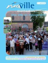 Une ville en mouvement - Montauban.com