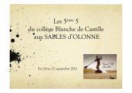 (Présentation1 2) - Blanche de Castille