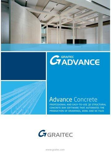 advance concrete tutorial rh yumpu com GRAITEC Bim GRAITEC Autodesk