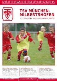 hanDBall - TSV-Milbertshofen