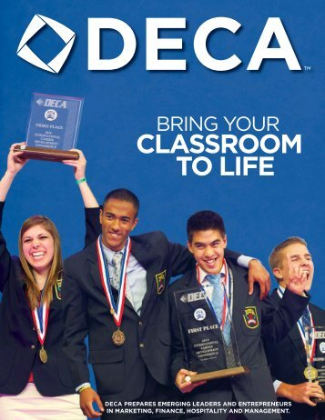 Connect in the Classroom - California DECA