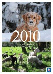 Agria årsredovisning 2010.pdf - Länsförsäkringar