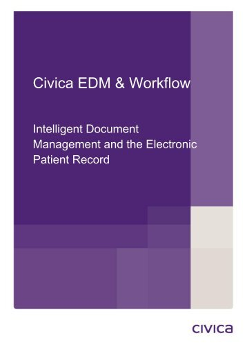 Civica EDM & Workflow