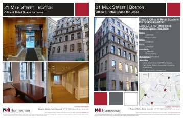 21 milk street ... - NAI Global