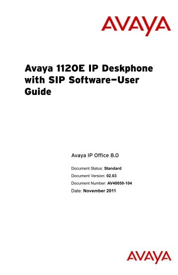 avaya 9608 ip phone manual