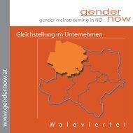 Folder Waldviertel - gendernow