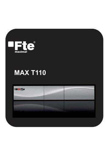 MAX T110_DE_v1.0 - Full.FH11 - FTE Maximal