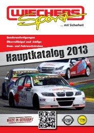 Katalog - Wiechers Sport