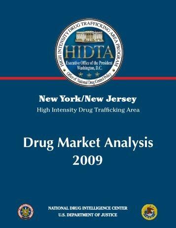 Drug Market Analysis 2009