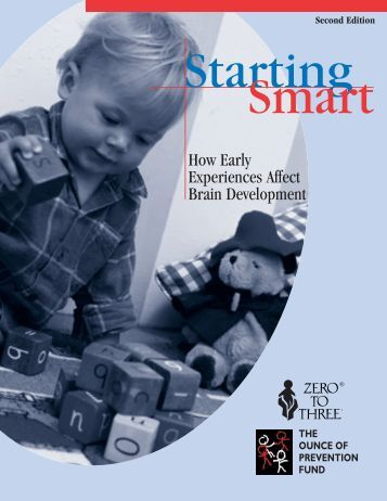 How Early Experiences Affect Brain Development - Ounce of ...