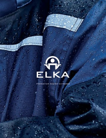 Elka Rainwear - Hoffmann Arbeitsschutz