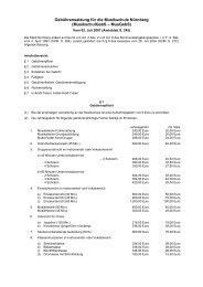 Gebührensatzung für die Musikschule Nürnberg ... - Kubiss.de