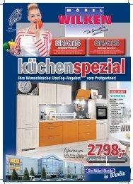Möbel Wilken - Küchen Spezial
