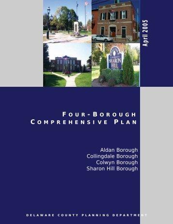 Aldan Borough Collingdale Borough Colwyn Borough ... - E-Library