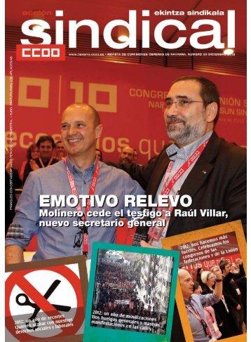 publicación en formato pdf - Comisiones Obreras de Navarra - CCOO