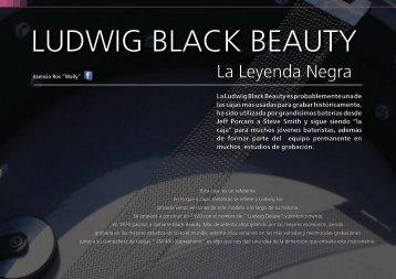LUDWIG BLACK BEAUTY - Suprovox