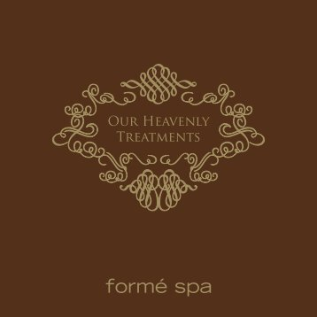 to download - Forme Spa