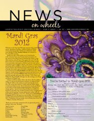Mardi Gras - Lubbock Meals On Wheels