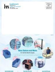 CS Bins Mailer - Healthmark Industries Company