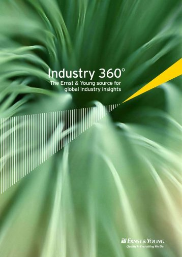 Industry 360° - Ernst & Young