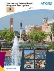 Spartanburg County Hazard Mitigation Plan Update 2011