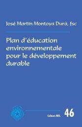 Plan d'éducation environnementale pour le développement durable