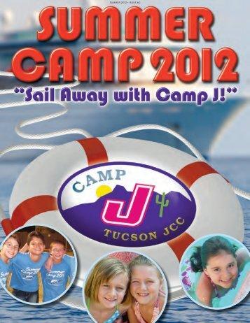 Camp Brochure - Tucson Jewish Community Center