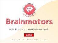 Brainmotors Ar-Ge Projesi Hakkında - Coşkun Tv