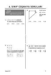4 Sinif_Cosmaya_Matematik.qxd - coskuntv.com