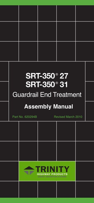SRT-27 Post - Trinity Highway Products, LLC