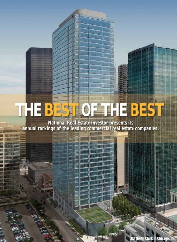 THE BESTOF THE BEST - National Real Estate Investor