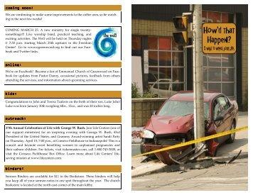 Bulletin 3-14-10.pub - Emmanuel Church of Greenwood
