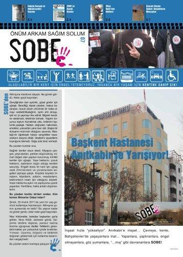SOBE'den - Mimarlar Odası Ankara Şubesi