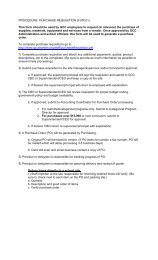 PROCEDURE -PURCHASE REQUISITION (F.PR.01) This form ...