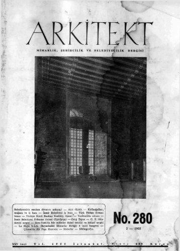 R - Mimarlar Odası Arkitekt Veritabanı