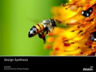 Design Synthesis - Jon Kolko