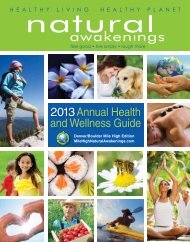 2013 Annual Health and Wellness Guide