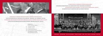 internationale harmoniecompositiewedstrijd concours ... - cIMeC
