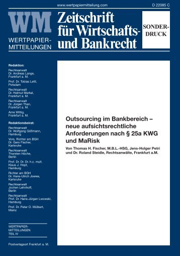 Pressebeitrag als PDF-Datei - Waldeck Rechtsanwälte ...