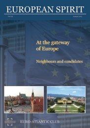 European Spirit vol. III.