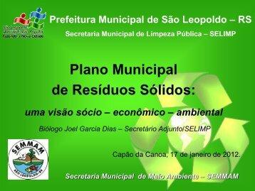 São Leopoldo - Ministério Público - RS