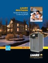 Laars NeoTherm NTH 80-210 Brochure - Boston Heating Supply