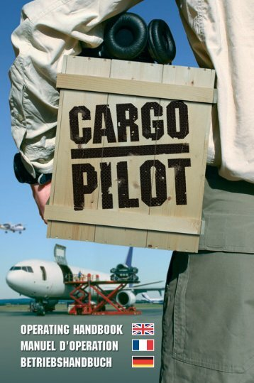 cargo pilot - Just Flight and Just Trains