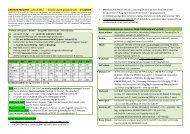 URGENTE PEDIATRIE versie 2012 kritieke wacht pediatrie UZG - ICU