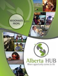 FERNSTRASSEN (HIGHWAYS) TRANSPORT - Alberta Opportunity
